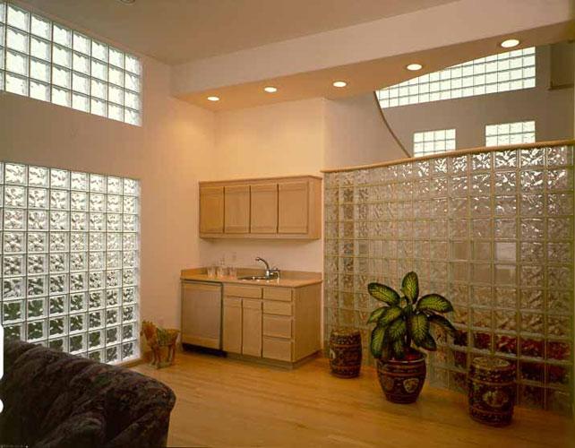 Pareti Di Vetromattone : Vetromattone vetrocemento mattone in vetro parete in vetro